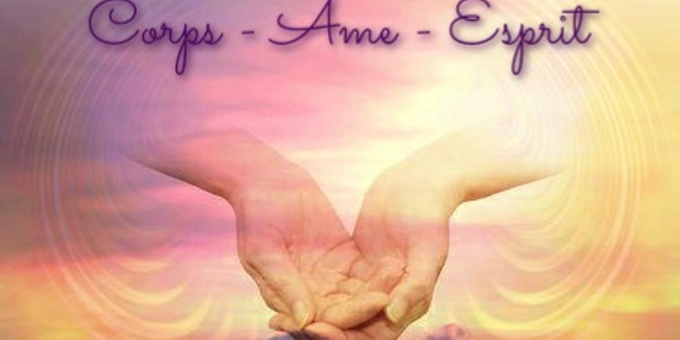 Massage Corps-Âme-Esprit ®