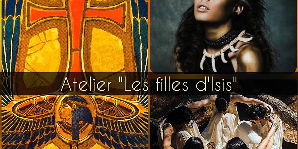 """Atelier """"Les filles d'Isis"""""""