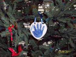 Joshua ornament christmas