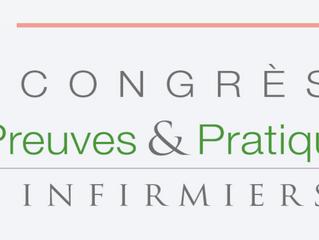 """UNIDEL au Congrès """"Preuves et pratiques infirmiers"""" le 9 juin 2017"""