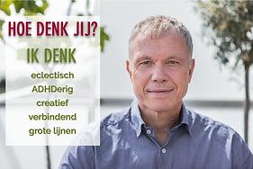 Geo van Damn Bijzondere Breinen Hoe denk