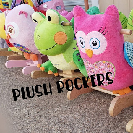 Adorable rockers - just a few there are
