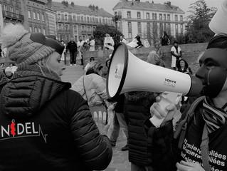 Manifestations infirmières du 20 novembre 2018 : Et Maintenant?
