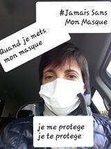 #JamaisSansMonMasque