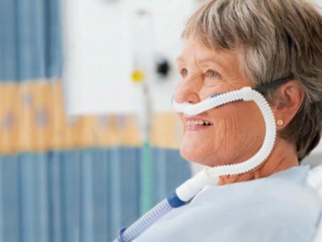 Hospital São Francisco recebe doação de cateter de alto fluxo para tratamento da Covid-19