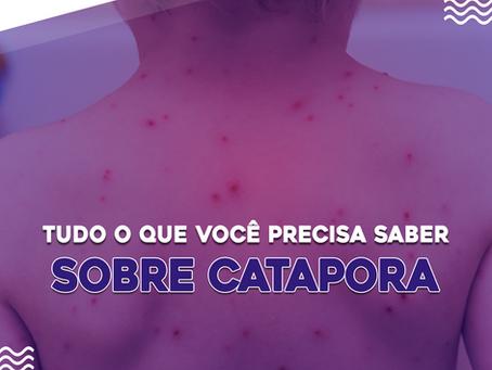 IMPORTANTE - TUDO O QUE VOCÊ PRECISA SABER SOBRE CATAPORA