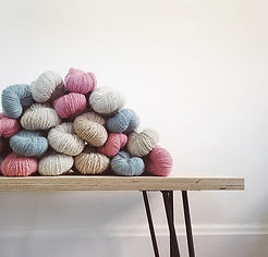 Coates & Co. Fiber Natural Yarn