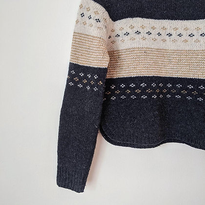 Clifton Crop - Sweater Knitting Pattern