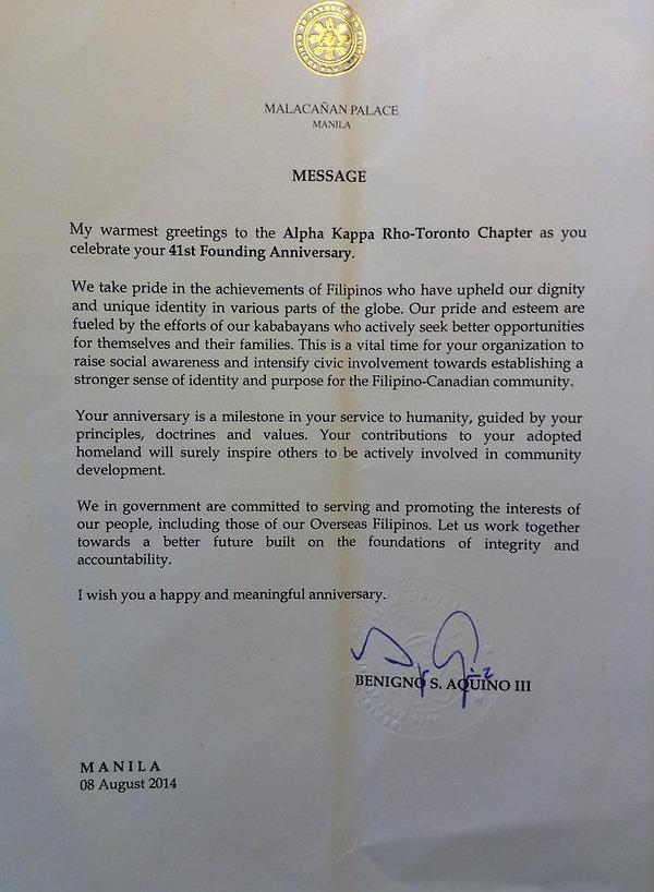 letter of President.jpg