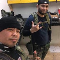 General Kwatog & General Warp