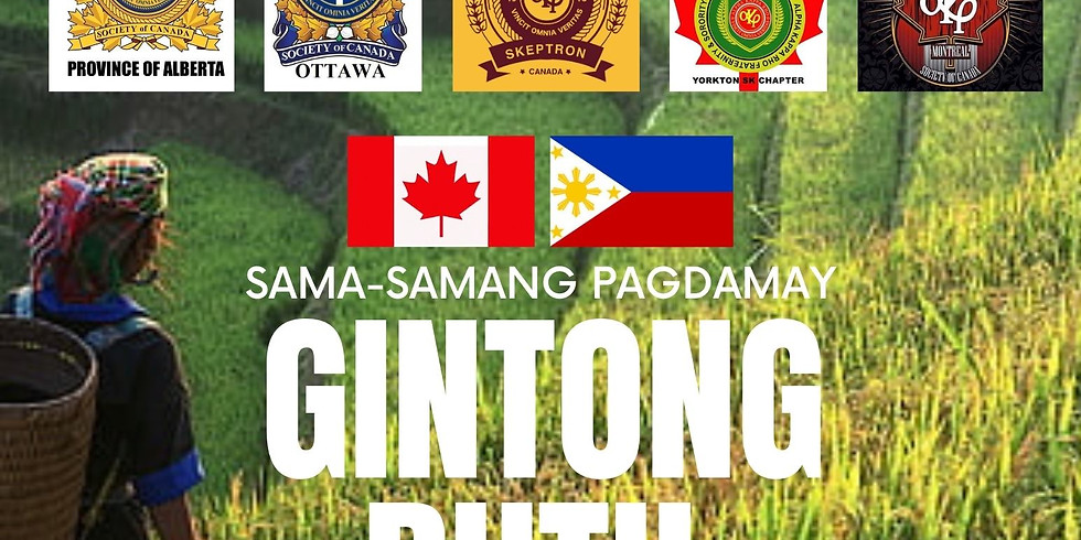 Gintong Butil for Rizal