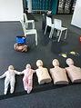 first aid mannikins