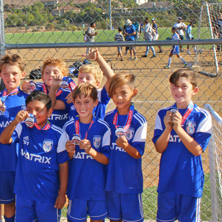 Copa de Barcelona Finalist B2008 - Blue.