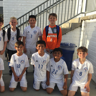 B2008 YMCA Competitive Arena Soccer Unde