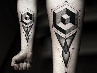 Fantastic Black and Grey Tattoo Ideas