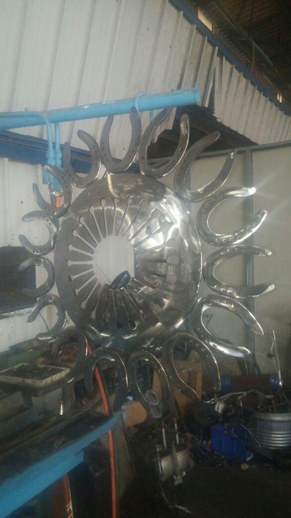 shmulik m -metal art