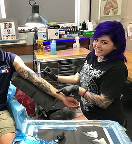 tattoo artist in miami