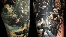 Great Examples of Star Wars Tattoos