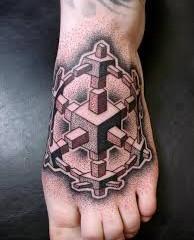 Impressive Dotwork Tattoos