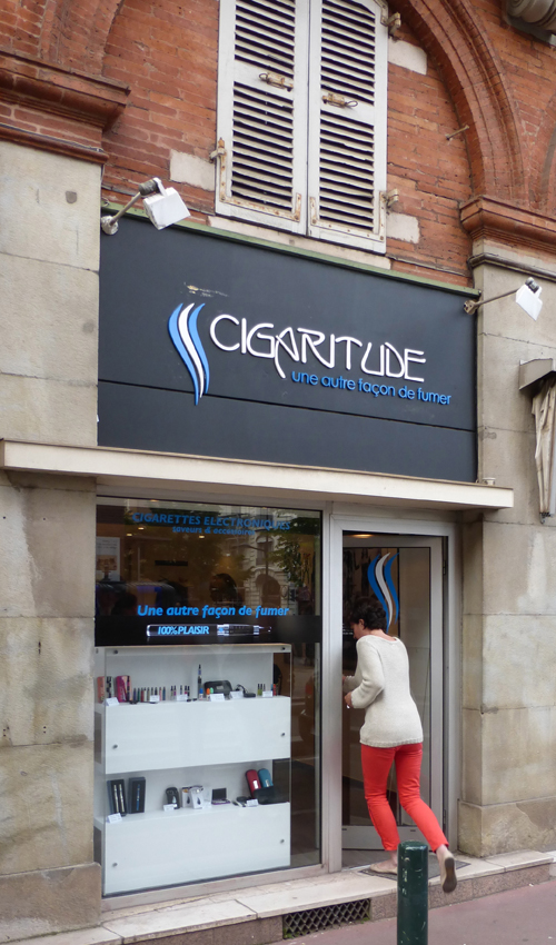 CIgaritude - Toulouse
