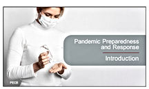 Pandemic Preparedness and Response (Intr