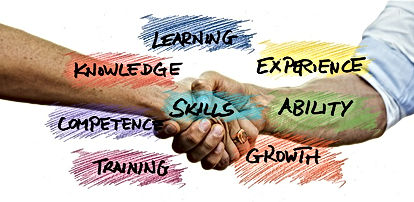 Learning, Experience, Knowledge, Skills, Competence, Ability, Growth, Training