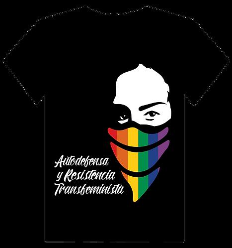 Autodefensa y resistencia transfeminista