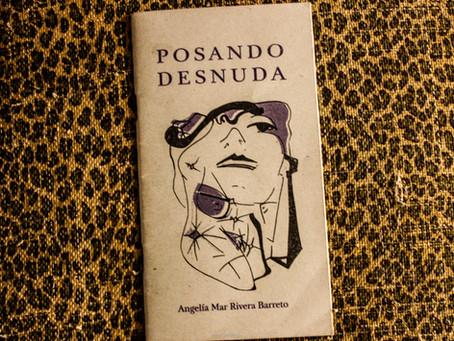 Les cuerpas en la ciudad cuir: Posando desnuda por Angelía Mar Rivera Barreto