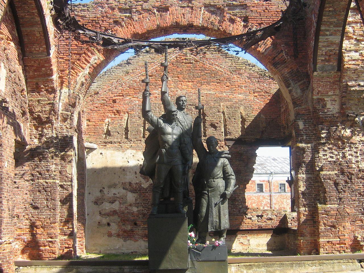 Памятник защитникам Орешка