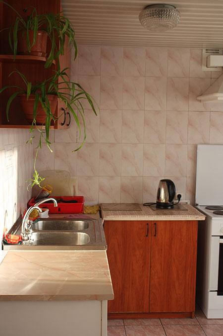 Общая кухня 4