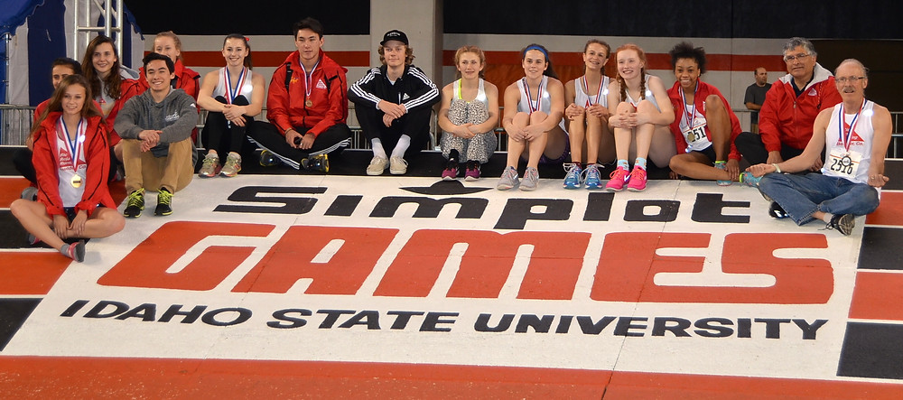 Team Rojas Photo at the Conclusion of the 2016 Simplot Games