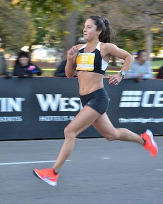Nell Rojas Wins 2018 Denver Rock n Roll Marathon