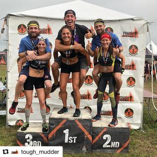 Nell Rojas wins 2018 Chicago Tough Mudder