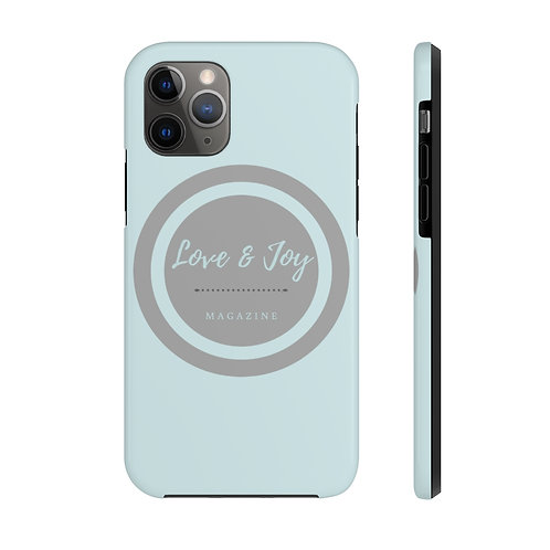 Love & Joy Phone Case | iPhone 11 Pro