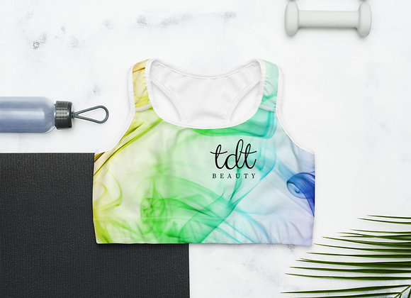 Color Your Life Sports bra