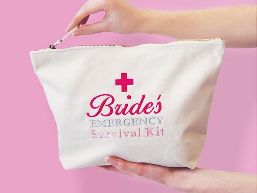 BRIDAL TOUCH-UP KIT: WEDDING DAY ESSENTIALS