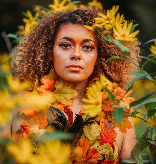 Fall Goddess