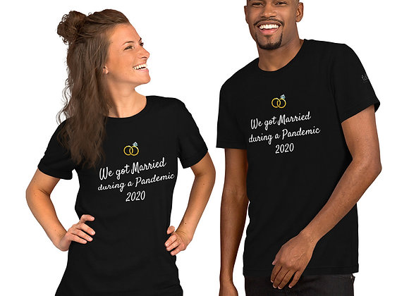 Married during a Pandemic Tee