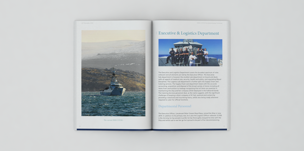 HMS CLYDE Decomissioning Book pages 10-1