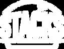 White Logo for Stacks Burgers