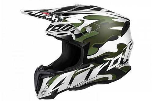 CASCO AIROH TWIST MIMETIC