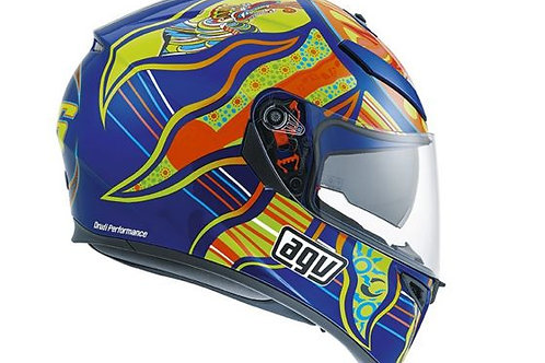AGV K-3 five continents