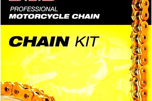 KIT CATENA YAMAHA XT 660 DID X-RING 520VX2 APERTA