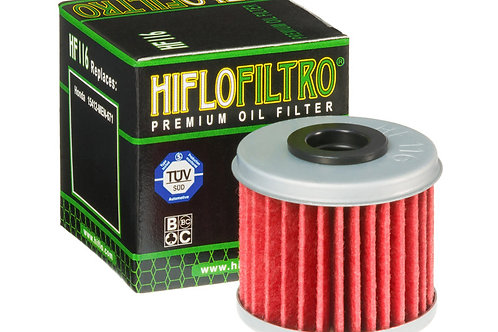 HF 116 FILTRO OLIO