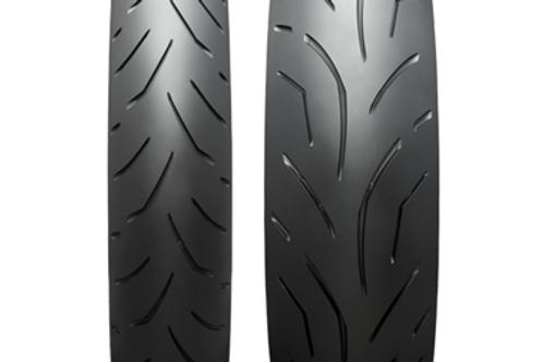 180/55ZR17 (73W) TL rear  Bridgestone S20 Evo