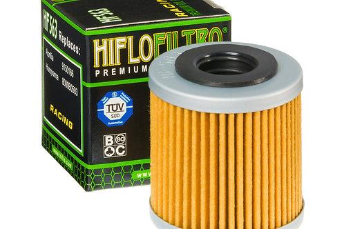 HF 563 FILTRO OLIO APRILIA