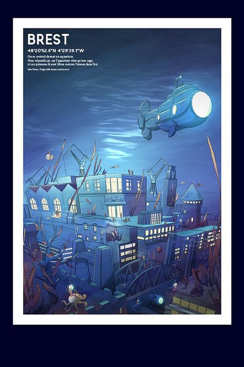 Brest en bulle 2020