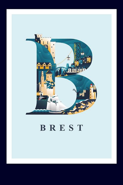B de Brest
