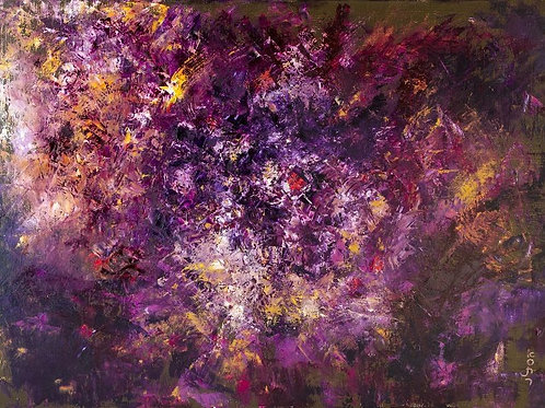 Abstract Art Piece - explosion