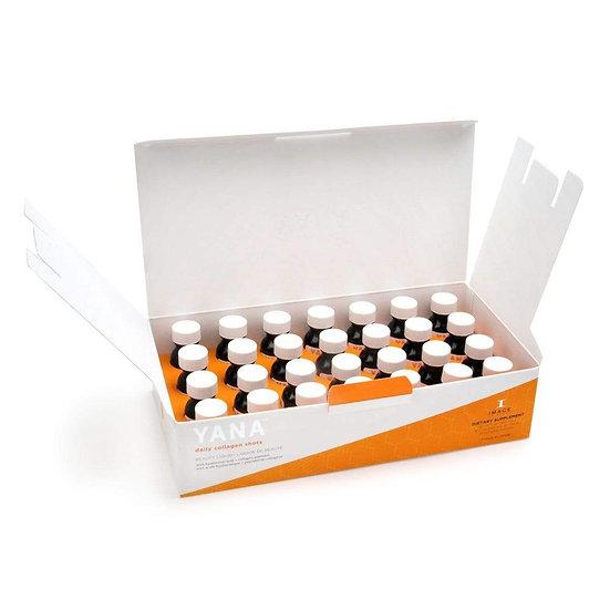 YANA™ daily collagen shots (28 days)